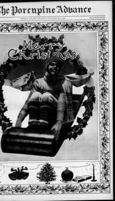Porcupine Advance, 20 Dec 1928