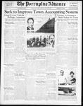 Porcupine Advance18 Jul 1935
