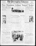 Porcupine Advance24 Oct 1935
