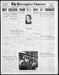 Porcupine Advance23 Apr 1936
