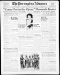 Porcupine Advance13 Aug 1936