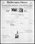 Porcupine Advance28 Sep 1936