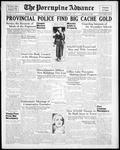 Porcupine Advance5 Oct 1936