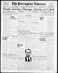 Porcupine Advance19 Oct 1936