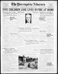 Porcupine Advance9 Nov 1936