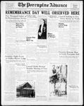 Porcupine Advance12 Nov 1936