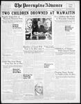 Porcupine Advance31 May 1937