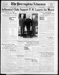 Porcupine Advance8 Nov 1937