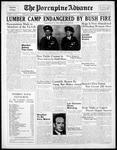 Porcupine Advance16 May 1938