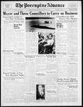 Porcupine Advance16 Jan 1939