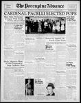 Porcupine Advance2 Mar 1939