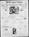 Porcupine Advance25 May 1939