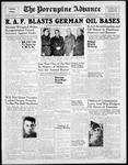 Porcupine Advance20 May 1940