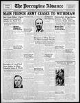 Porcupine Advance23 May 1940