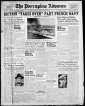 Porcupine Advance4 Jul 1940