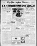 Porcupine Advance3 Oct 1940