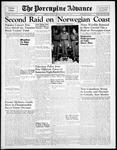 Porcupine Advance14 Apr 1941