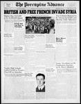 Porcupine Advance9 Jun 1941