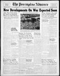 Porcupine Advance12 Aug 1943