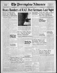 Porcupine Advance11 Nov 1943