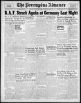 Porcupine Advance25 Nov 1943