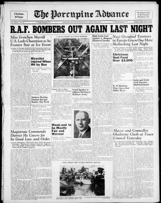 Porcupine Advance, 6 Apr 1944