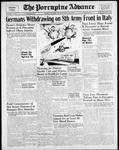 Porcupine Advance11 May 1944