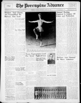 Porcupine Advance, 10 Apr 1947