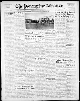 Porcupine Advance, 24 Jul 1947