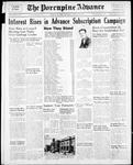 Porcupine Advance14 Aug 1947