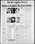 Porcupine Advance11 Sep 1947