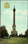 Brock's Monument, Queenston Heights, Niagara River