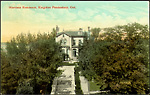 Wardens Residence, Kingston Penetentiary, Ont.