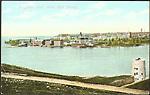Kingston, Ont. from Fort Henry.