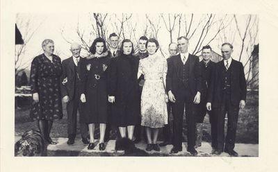 The Allan Dixon Family