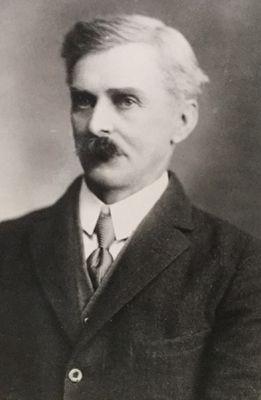Dr. John A Johnstone (Veterinarian) Postville