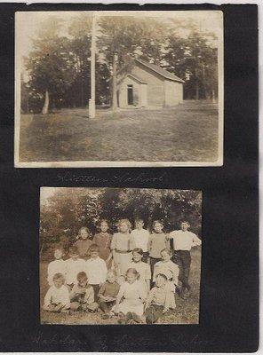 S.S. No. Sixteen Trafalgar, Sixteen School and Scholars, 1916