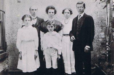 F.W. Powell Family