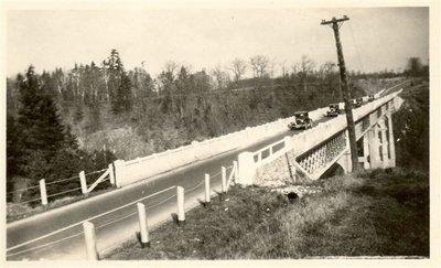 Twelve Mile Creek Bridge, 1921