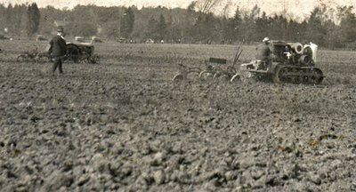 Halton County Fair and Plowing Match, 1917