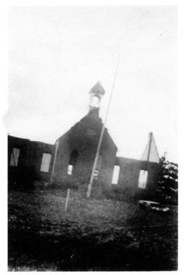 Palermo School, 1942-43 Construction