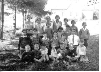 Palermo School, S.S. #2, 1931