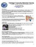 Trafalgar Township Historical Society Newsletter 2012 Spring