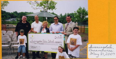 Sunningdale Elementary School Dreamacres Primary Forest, 2007