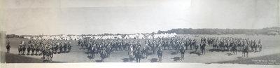 Mississauga Horse, Camp Niagara, 1912