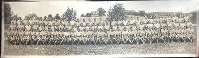 Guard of Honour for Lt. Gov. Matthews, 1945