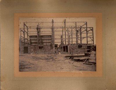 Smith Barn Raising, 1897