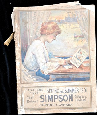 The Robert Simpson Company Limited Catalogue No. 68 Spring and Summer 1901
