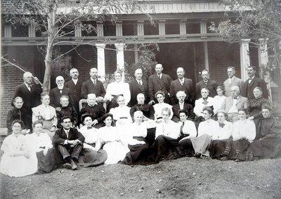 Smith Family, Turn of Century