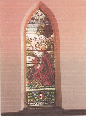 Palermo United Church, Fax Ball Memorial Window